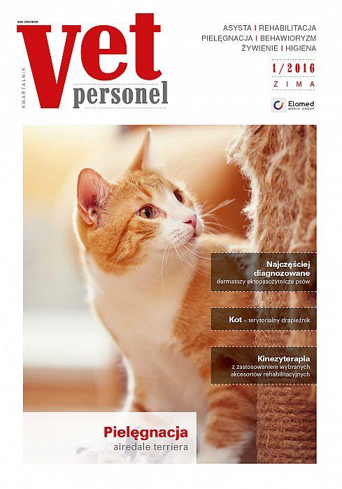 Vet Personel wydanie nr 1/2016
